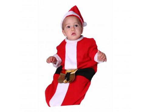 Disfraz de bebé papá noel