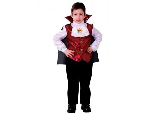 Disfraz de Draculín para niño