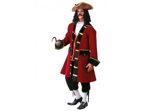 Disfraz de capitán pirata