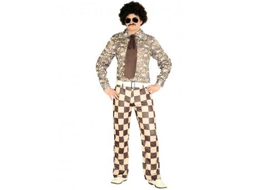 Disfraz de hombre de los 60