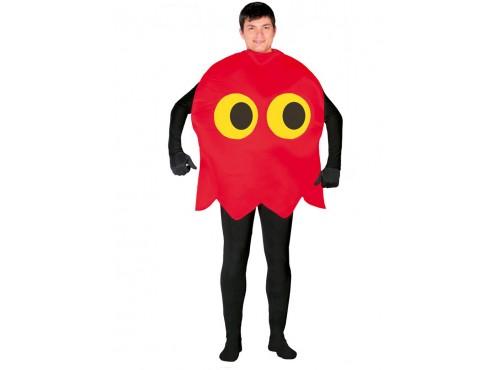 Disfraz de fantasma rojo