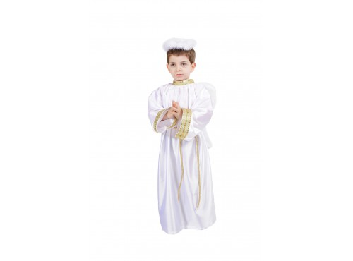 Disfraz de angelito celestial infantil